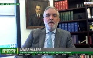 Lamar Villere discusses the market contour ahead of the Fed meeting