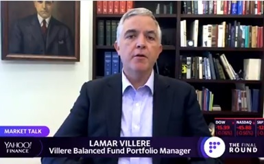 Villere Balanced Fund's Lamar Villere on the 2nd half of 2019